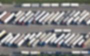 LKW-Parkplatz