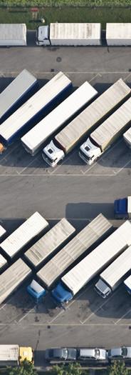 Truck Parque de estacionamento