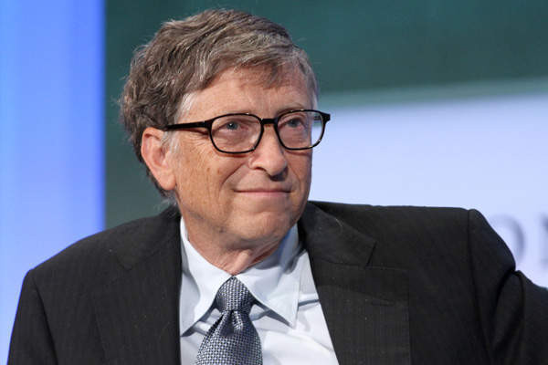 Bill Gates stepped down from his position in Microsoft's board
