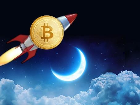 Bitcoin broke $600 billion Is it soon Eclipse Tesla, Facebook, Google, Apple and Amazon?