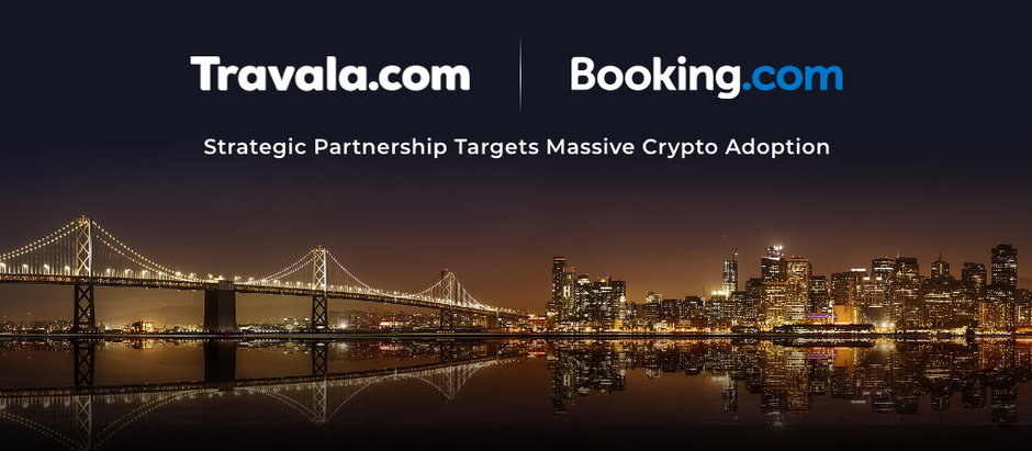 A startup's partnership with a leading travel agency, and its impact on crypto adoption