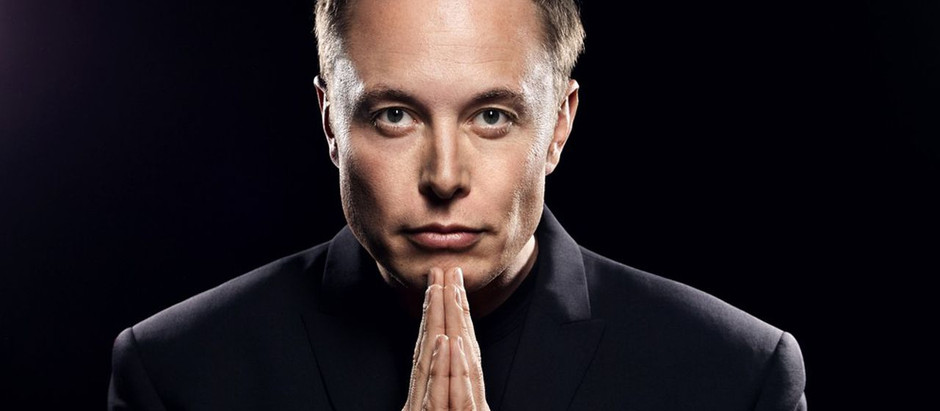 Elon Musk Became The Second Richest In The World