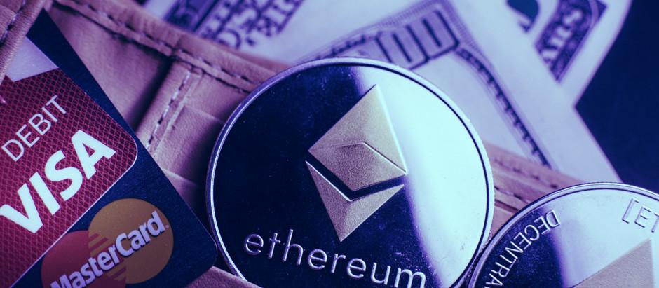 Visa Supports Ethereum Digital-Dollar Startup That Raised $271 Million