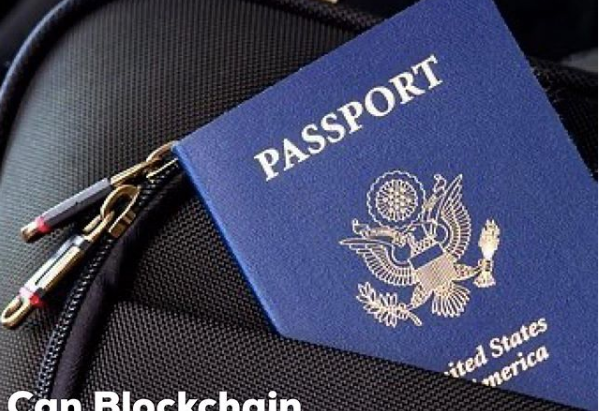 Blockchain E-Passports to Save the Tourism Industry?