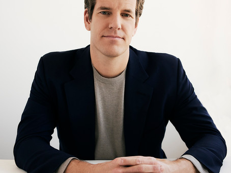 Tyler Winklevoss Says That The Smartest People in The Room Are Buying Bitcoin Quietly