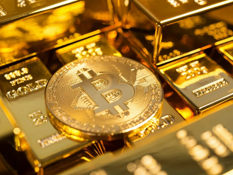 JP Morgan say Bitcoin will consume Gold's Market Share