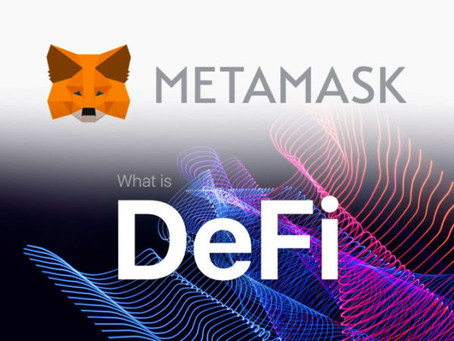 Thanks to Defi Boom Metamask Now Have 1m Monthly Users
