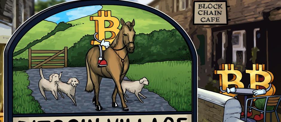 El Salvador Village, El Zonte, Adopts Bitcoin As Money