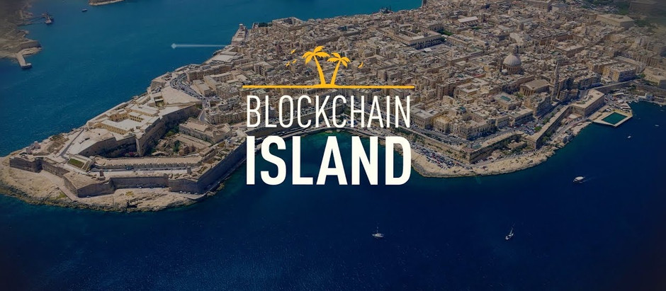 Malta government declares that they still want to run a Blockchain island