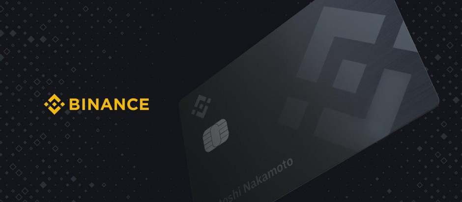 Binance Is Finally Sending Out Its Debit Cards