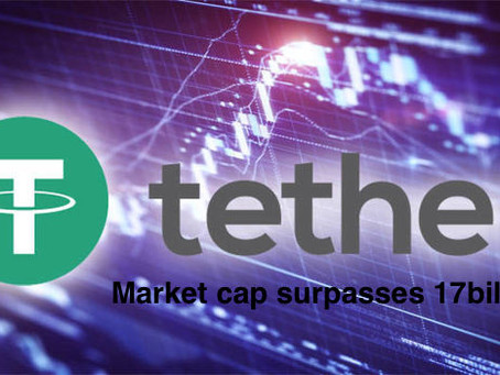 The Market Cap of Tether Finally Crosses $50 billion