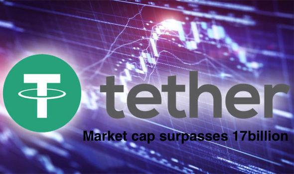 The Market Cap of Tether Finally Crosses $50 billion