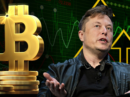 "Bitcoin Was ""on the verge"" of Being More Widely Accepted Among Investors said Elon Musk"