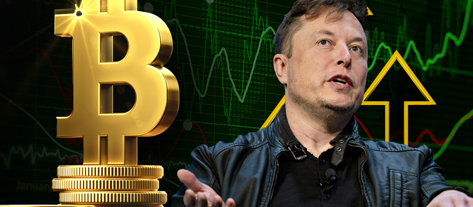 """Bitcoin Was """"on the verge"""" of Being More Widely Accepted Among Investors said Elon Musk"""