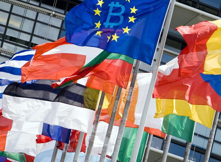 EU works chasing the updated trends in crypto, reining stablecoins, and DeFi