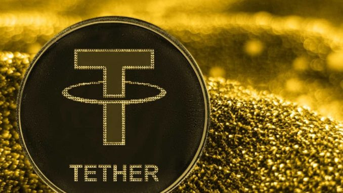 Tether Launches Gold-Backed Stablecoin on Ethereum & Tron Chains