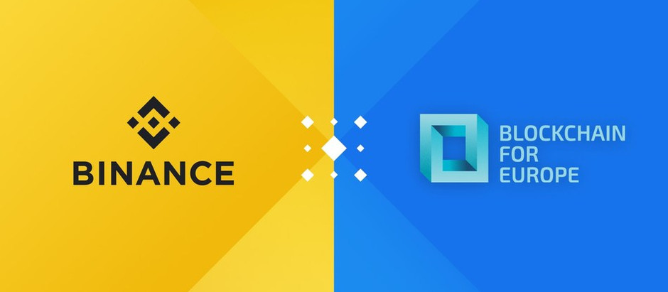"""""""Blockchain of Europe"""" Alliance Joined by Binance"""