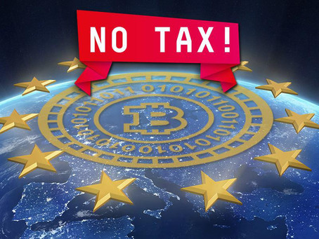 Tax-Free Bitcoin, Isn't It the Hottest trend