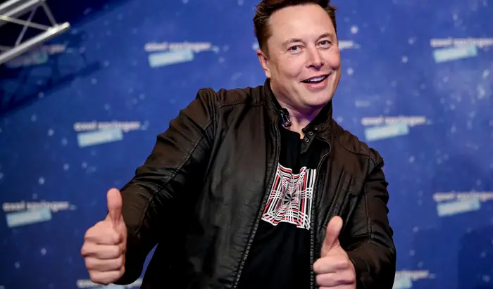 Elon Musk updated his Twitter bio by adding the word 'Bitcoin'