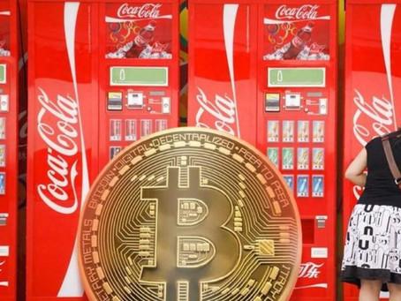 Bitcoin Surpasses Paypal, Coca-Cola, Netflix & Disney