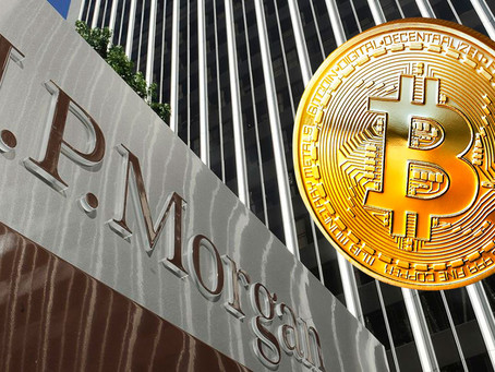 The Rise in Bitcoin Price Due to Cryptocurrency Commercialization Observed by JPMorgan