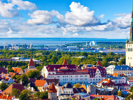 Register company in Estonia. Nr 1 ecosystem for startups.