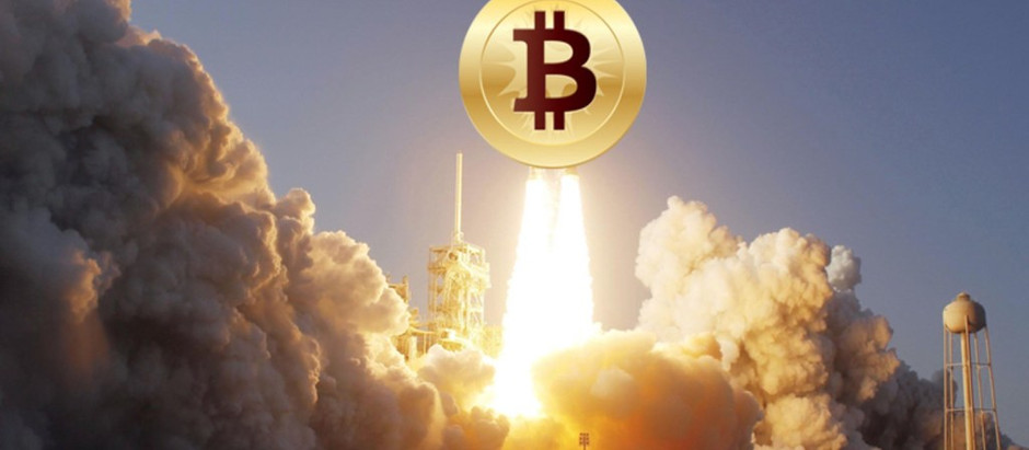 Dollar's Weakness Will Drive Bitcoin To New Heights