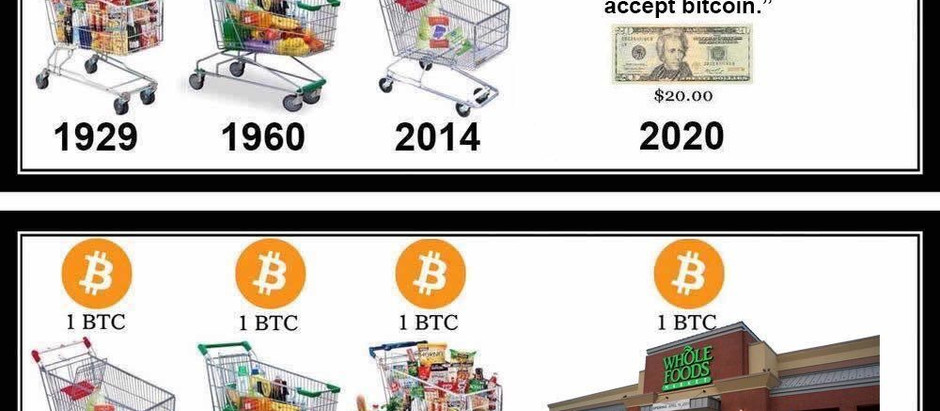 Bitcoin has a ton of consideration lately as prospect safeguard against the inflation