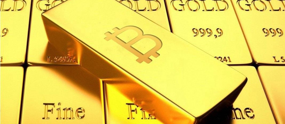 60% of the Bitcoin is in Gold, and What About the Rest?
