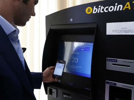 The Remarkable Rise In The Number Of Crypto ATMs In 2020