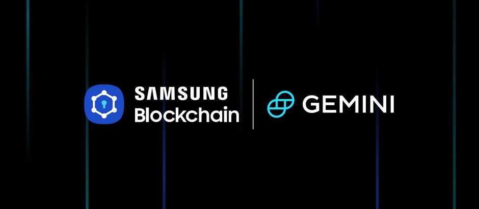 Samsung has partnered with Gemini Exchange