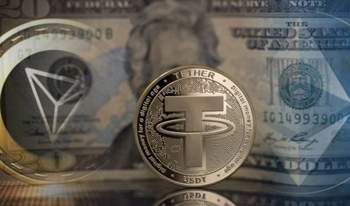 Stablecoin Tether is relocating 1 billion USDT coins to Ethereum blockchain