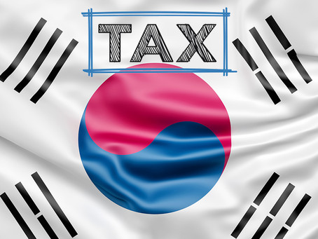 South Korea to introduce a 20% tax on crypto trading profits in 2023