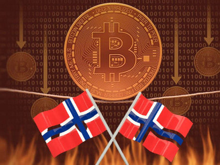 Oil Fund, Which Is The World's Biggest Sovereign Wealth Fund Owns Almost 600 Bitcoin