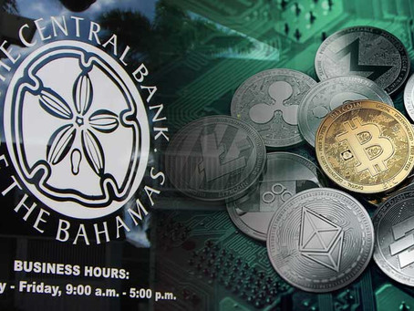 There Will Be a New Digital Central Bank by The Bahamas called 'Sand Dollar' in October
