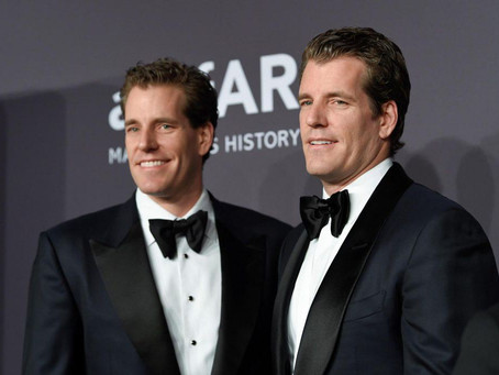 """Cash is trash,"" said Tyler Winklevoss"