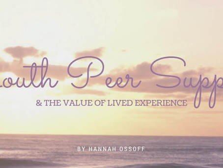 Youth Peer Support and the Value of Lived Experience