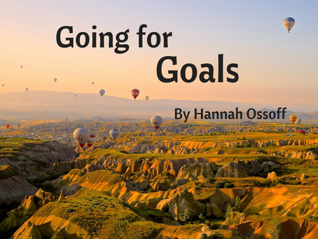 Going for Goals