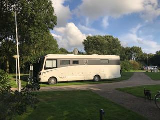 NL - Enkhuizen: Camping Enkhuizersand