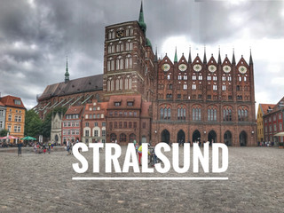D - Stralsund: SP An der Rügenbrücke mit Ausflug nach Rügen