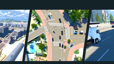 MORAI shares Autonomous Vehicle Simulation application cases at 'GTC 2021'