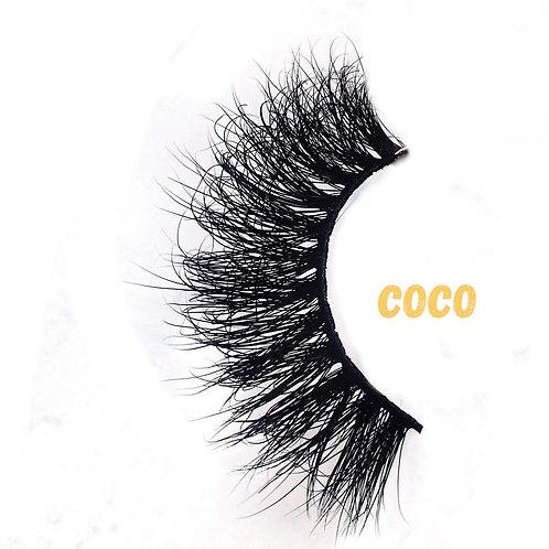Coco lashes