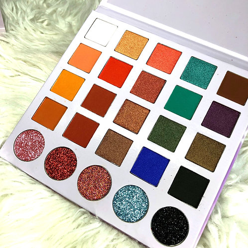 Lavish Glitter Palette