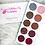 Thumbnail: Rose Glitter Palette - 5 glitter shades & 5 Matte shades