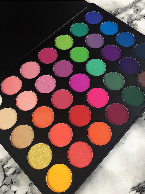 Electric 35 Palette