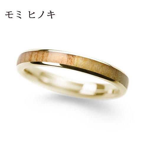 K18YG モミ & ヒノキ 3.0mm