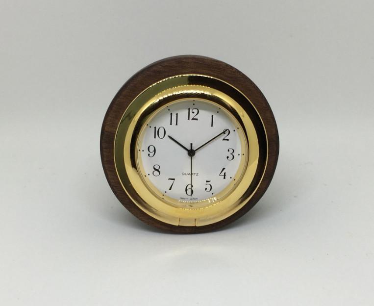『年輪ミニ時計』 年輪ステーショナリーシリーズ