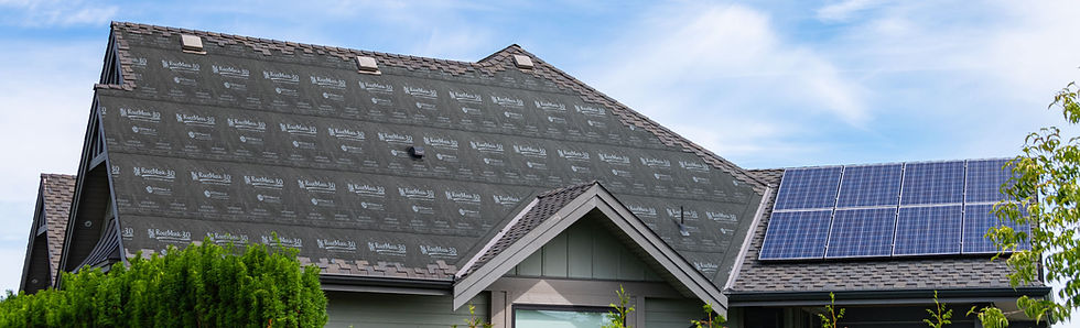 KPNE RoofMask 30 Roofing Underlayment 15lb 30lb underlay Synthetic Felt Roof Construction