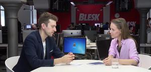 Rozhovor #MamSveDny pro TV Blesk