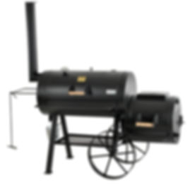 BBQ gril a smoker 20'' Longhorn GerMann